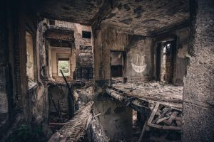 Commercial restoration services